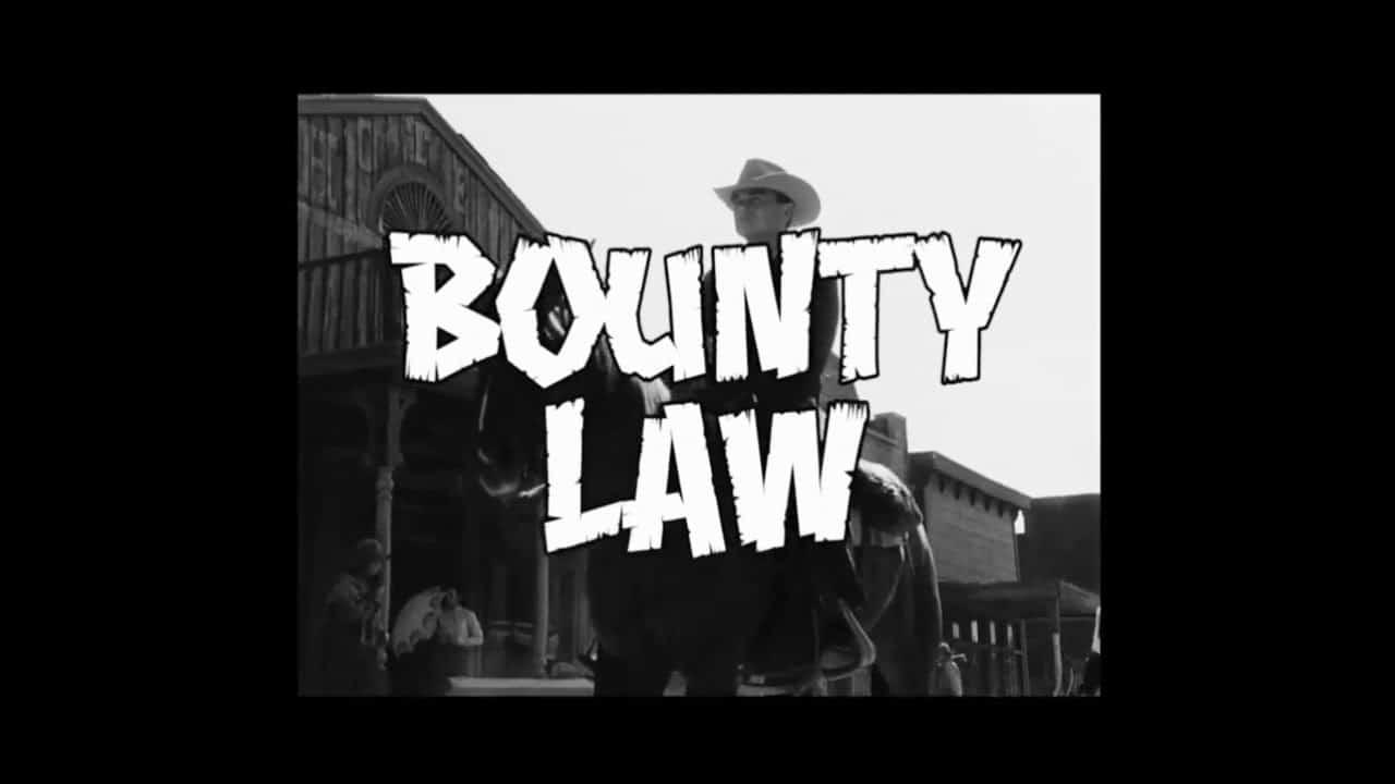 bounty law serie tv
