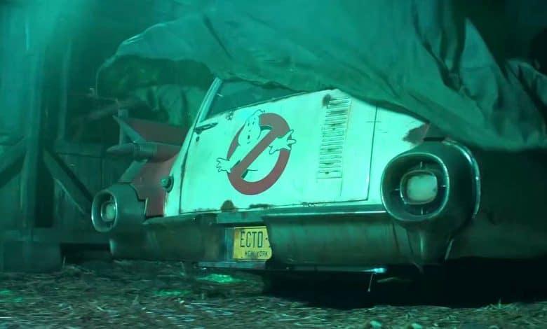 Photo of Ghostbusters Legacy: rilasciata una nuova immagine della ECTO-1