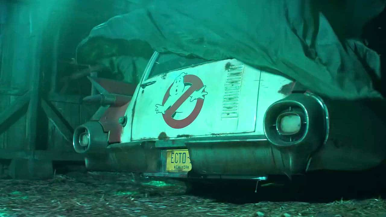 ghostbusters legacy ecto 1