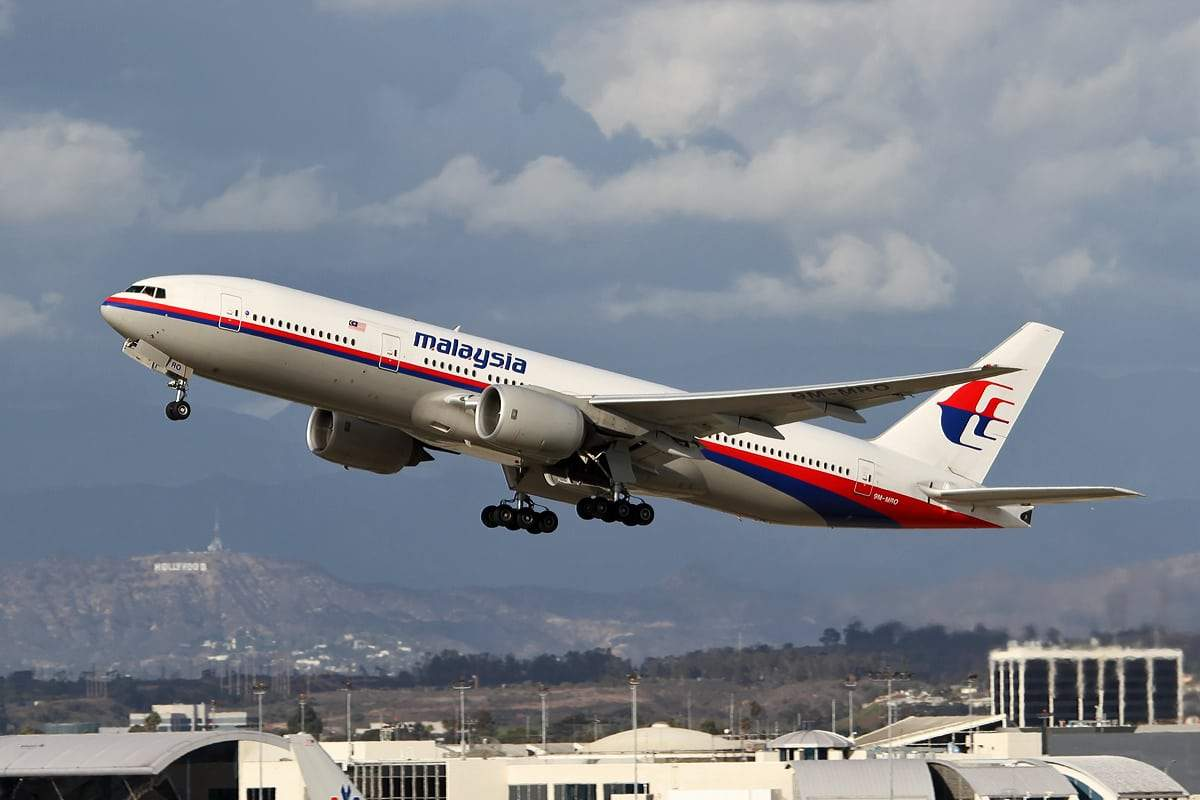 Malaysia airlines 370 film