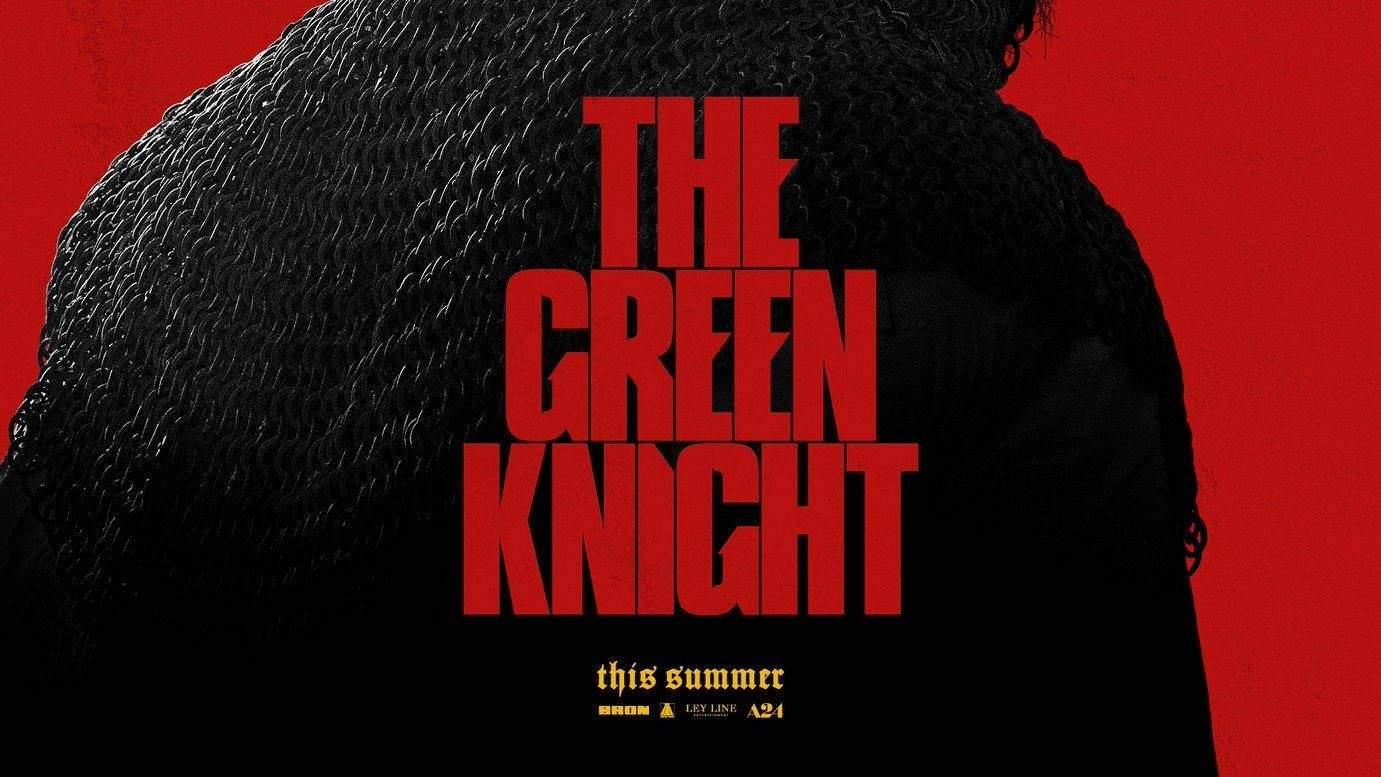 The Green Knight trailer del film di David Lowery