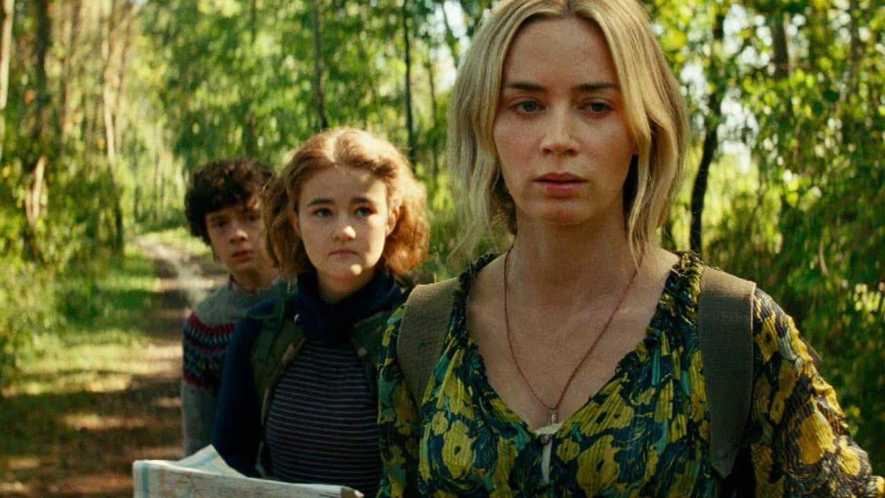 a quiet place 2 nuove immagini