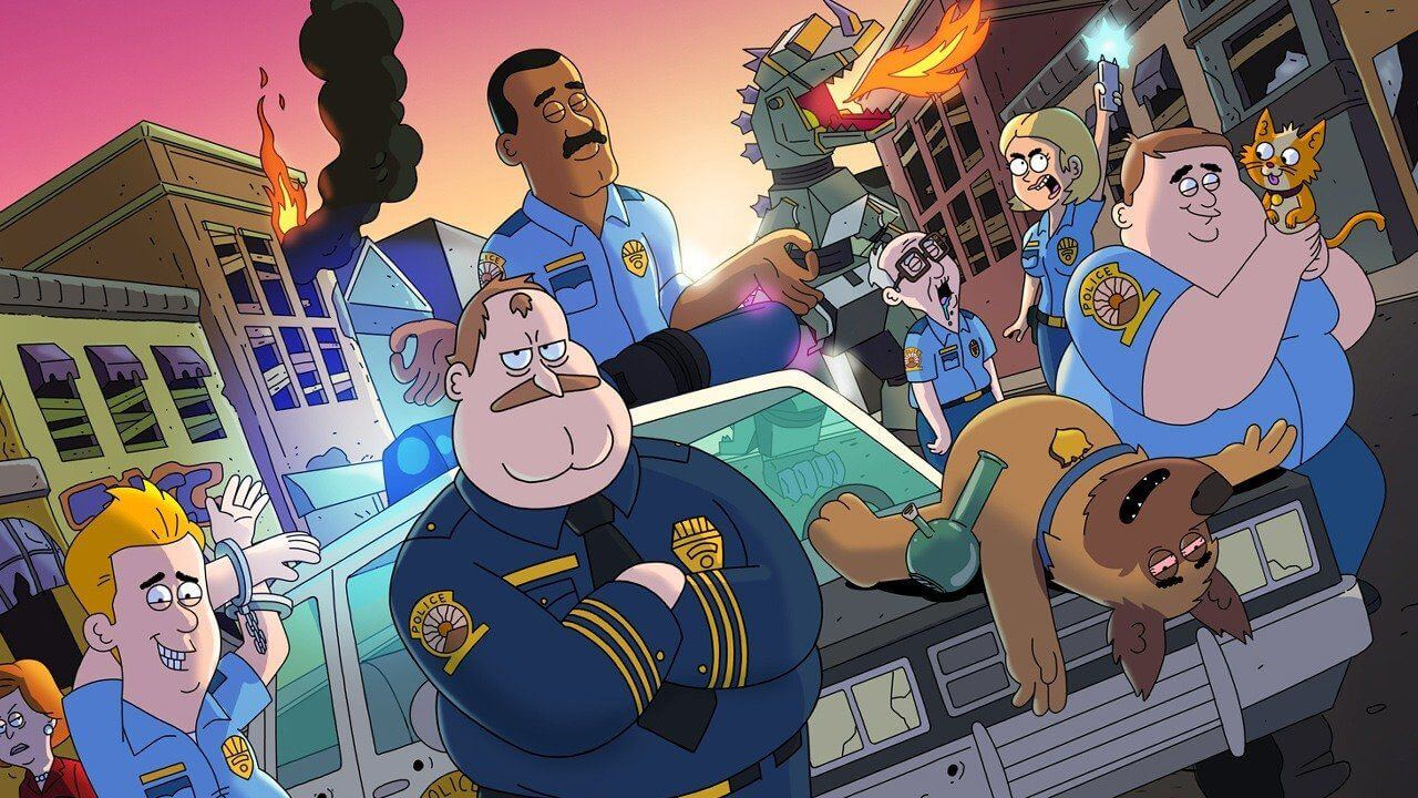 paradise police 2 recensione