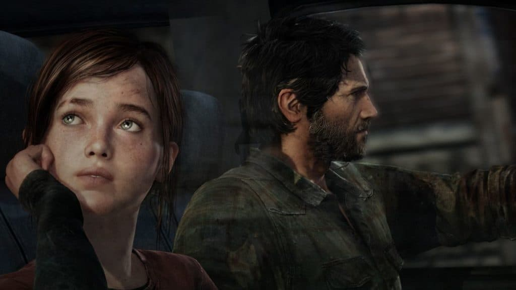 the last of us serie tv