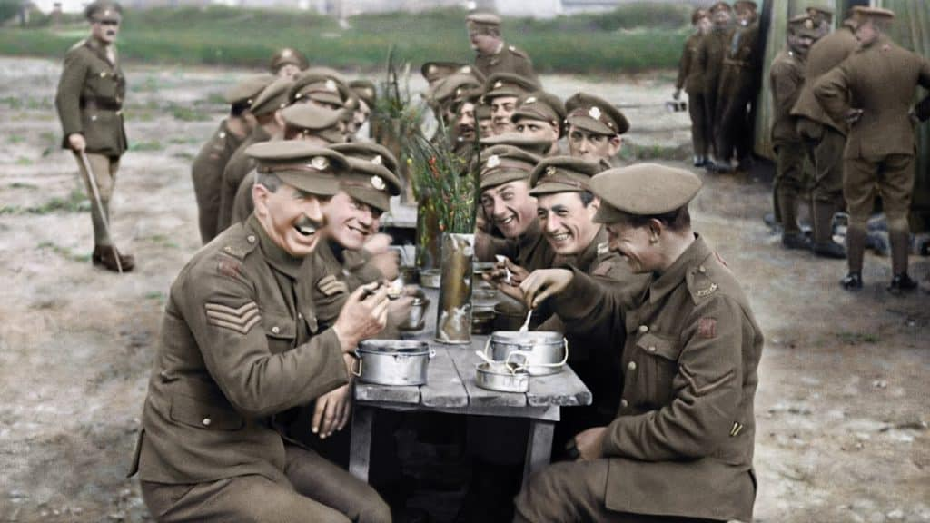 they shall not grow old recensione