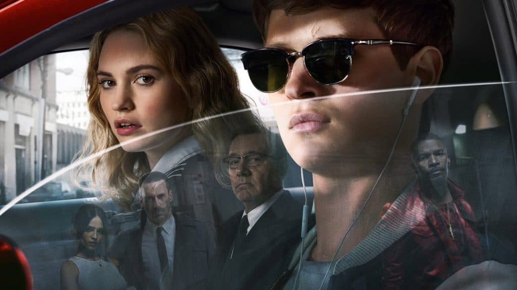 baby driver musica