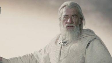 il signore degli anelli gandalf