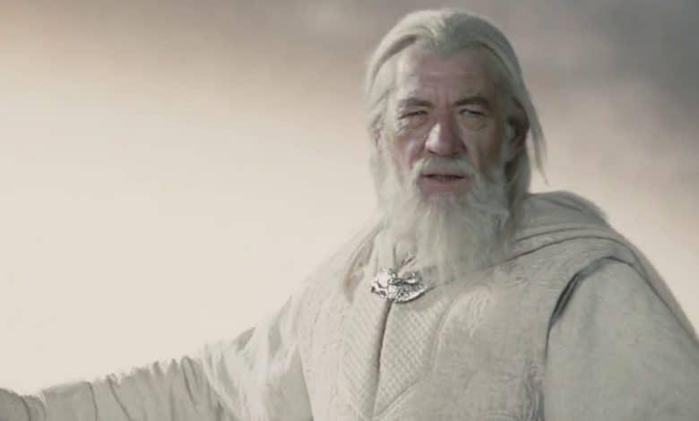 Photo of Il Signore degli Anelli: in realtà Gandalf è un angelo