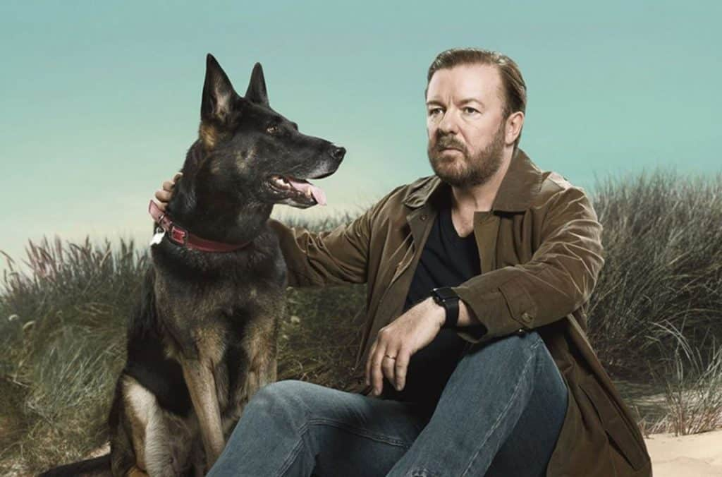 ricky gervais after life teorie