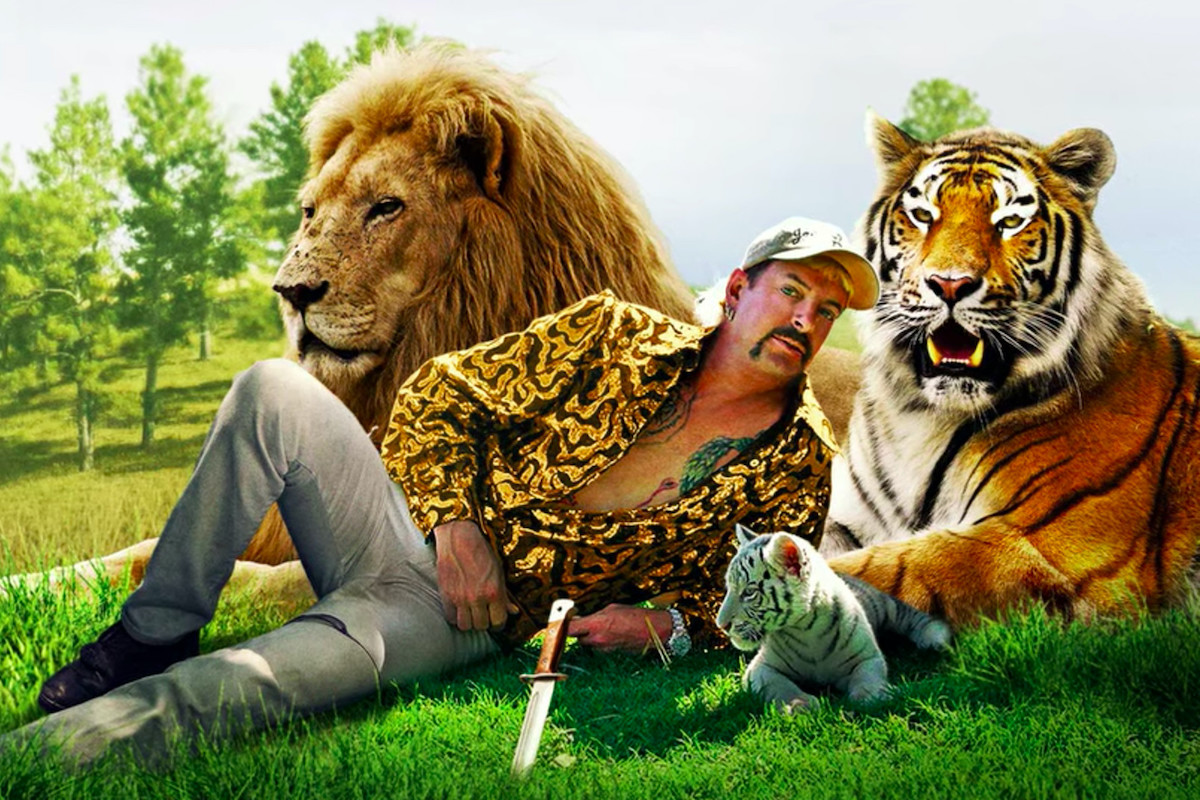 tiger king cadavere