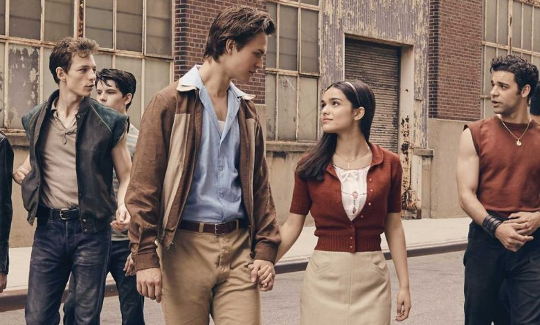 Photo of West Side Story: nuove e colorate immagini del film di Steven Spielberg
