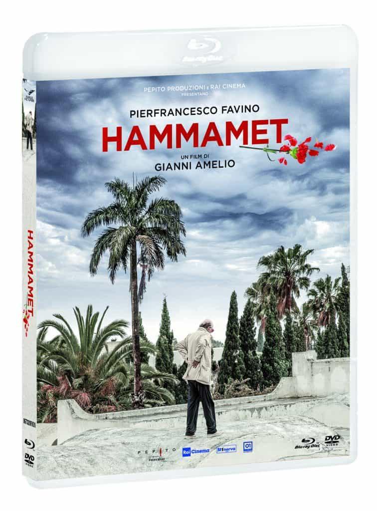 Hammamet Home video COmbo bluray dvd