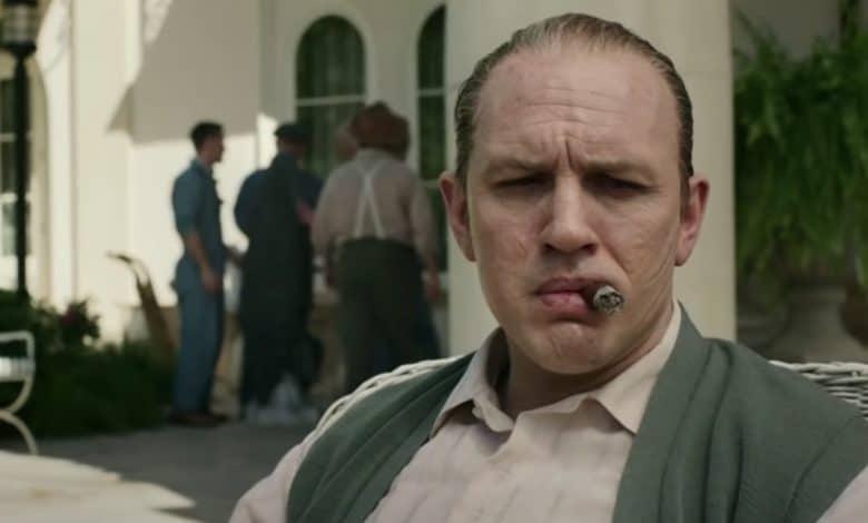 Photo of Capone: online il primo poster del film con Tom Hardy