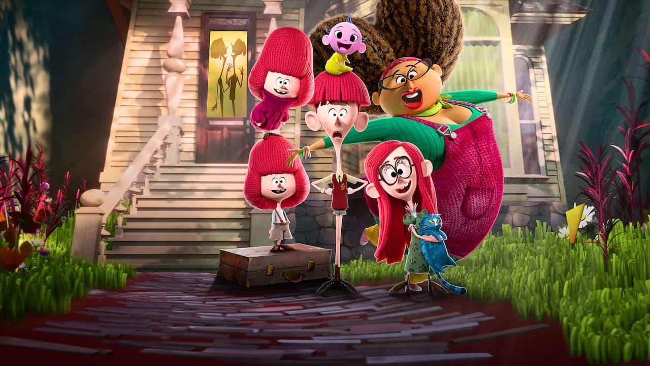 La Famiglia Willoughby: Netflix registra boom di visualizzazioni per il film di animazione