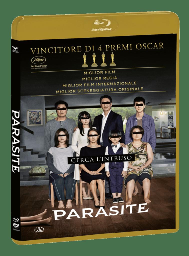 Parasite in Blu-ray