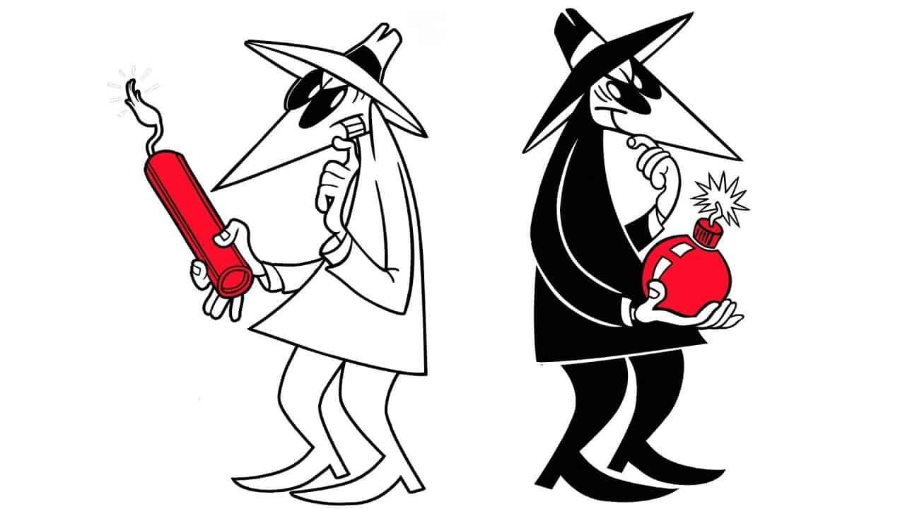 soy vs spy Rawson Marshall Thurber