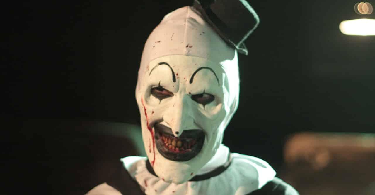 terrifier 2 art the clown