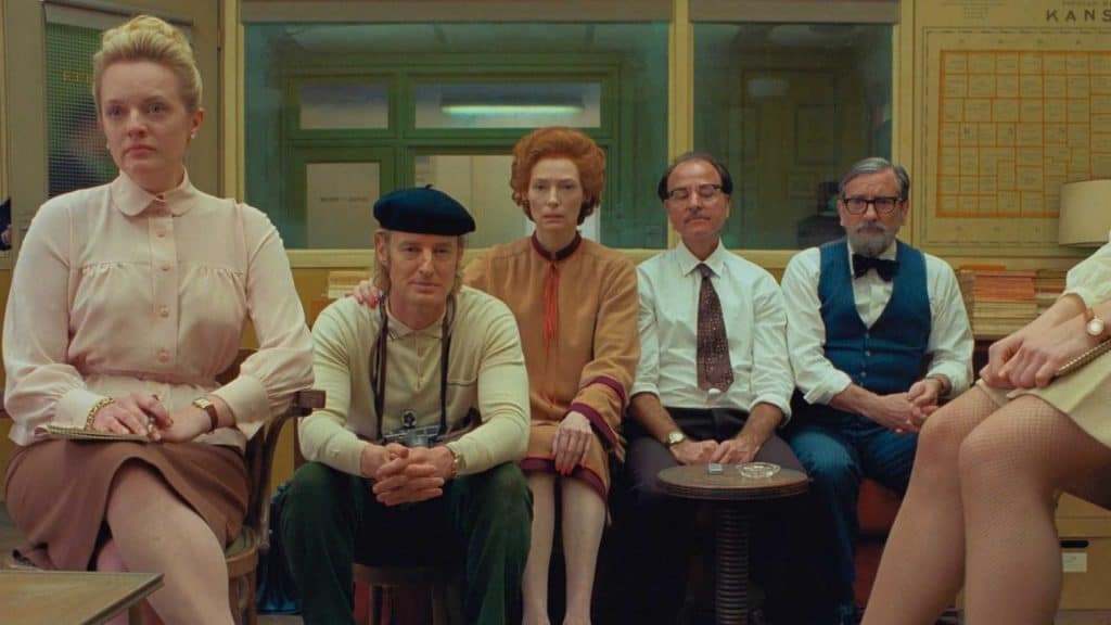 wes anderson cannes 2020