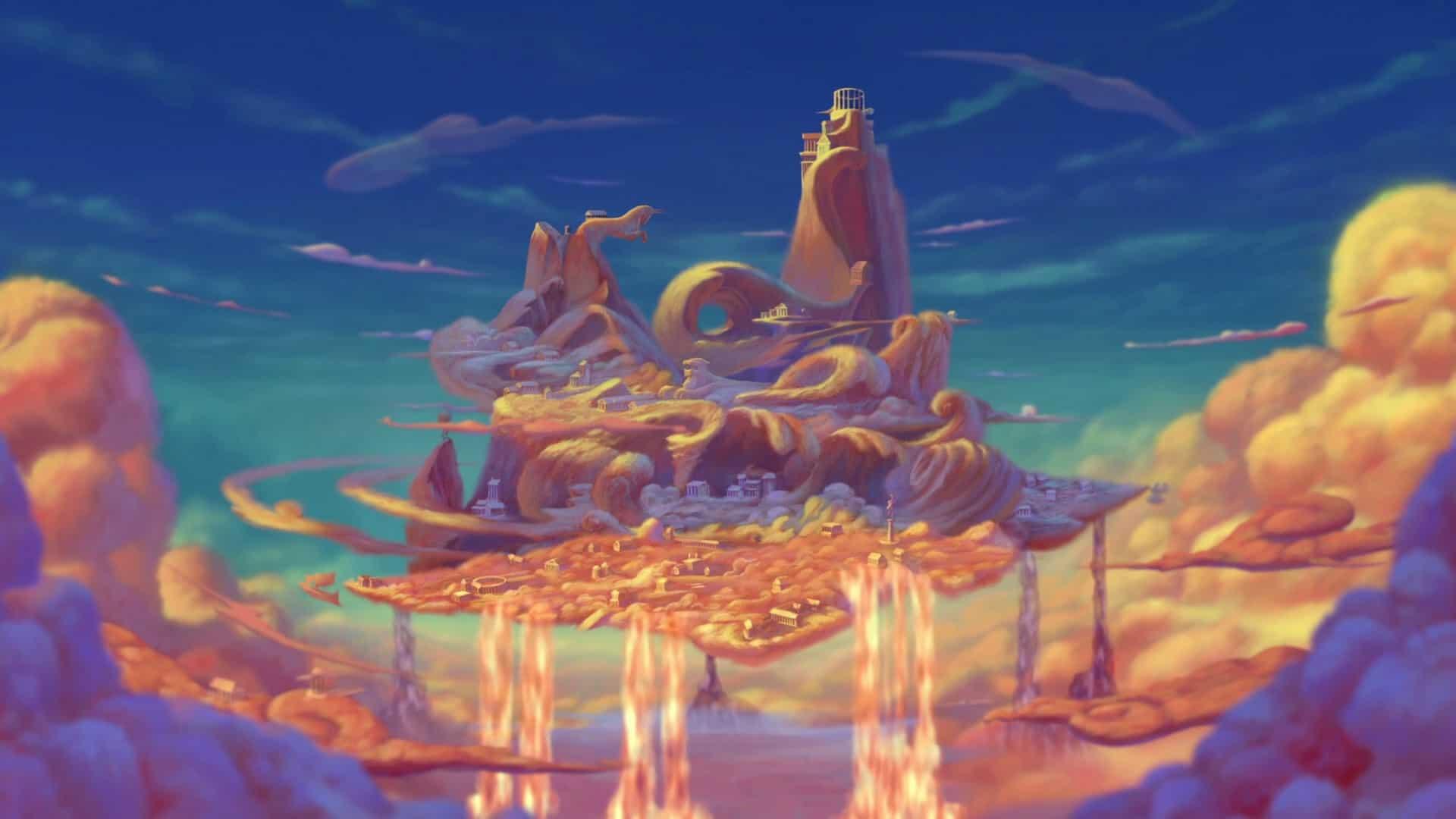 Zenimation: esperienze sensoriali in una nuova serie su Disney Plus