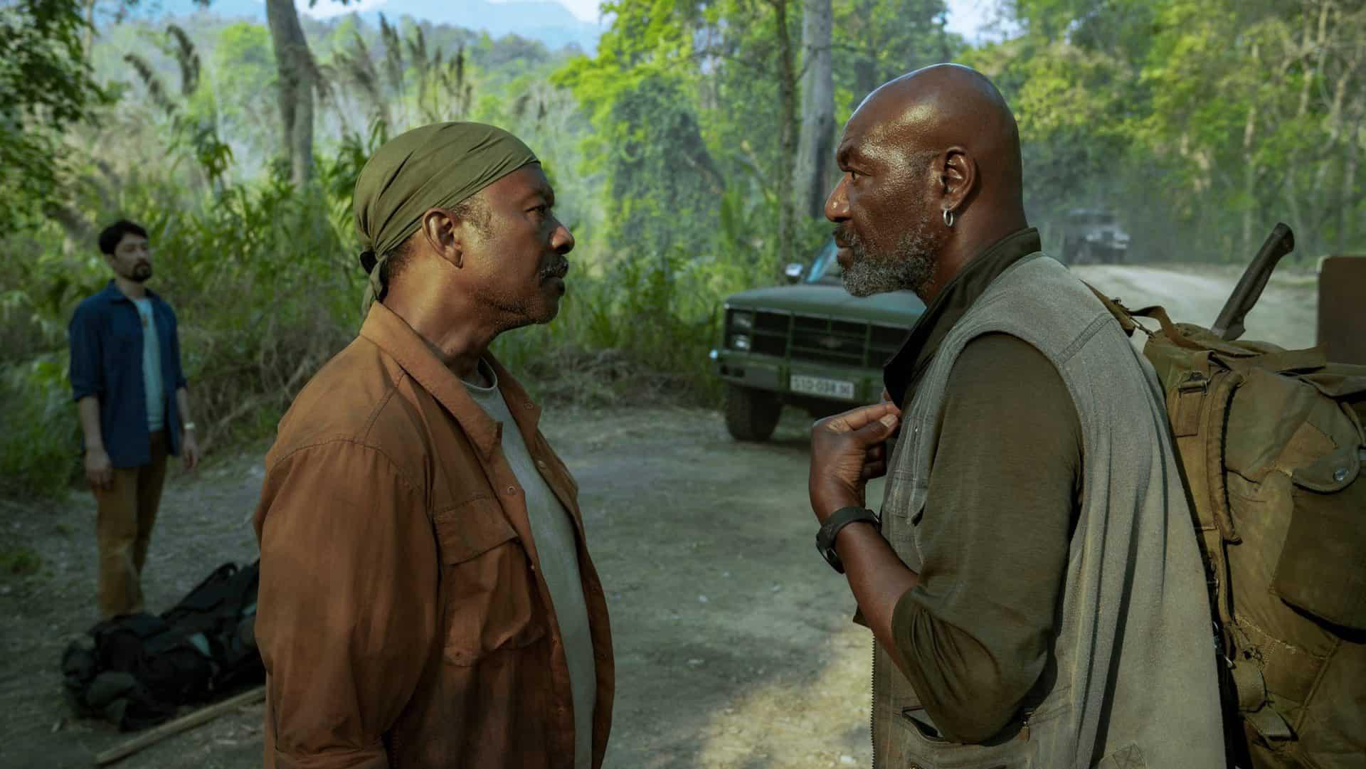 Da 5 Bloods recensione del film con Chadwick Boseman