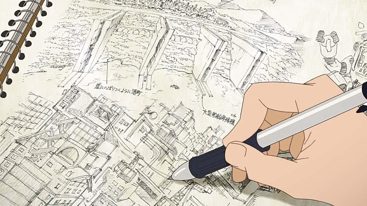 Keep your hands off eizouken! - Science Saru Studio