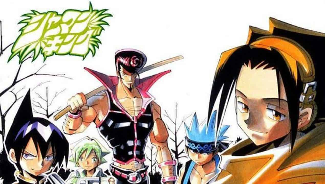 Shaman King nuovo anime