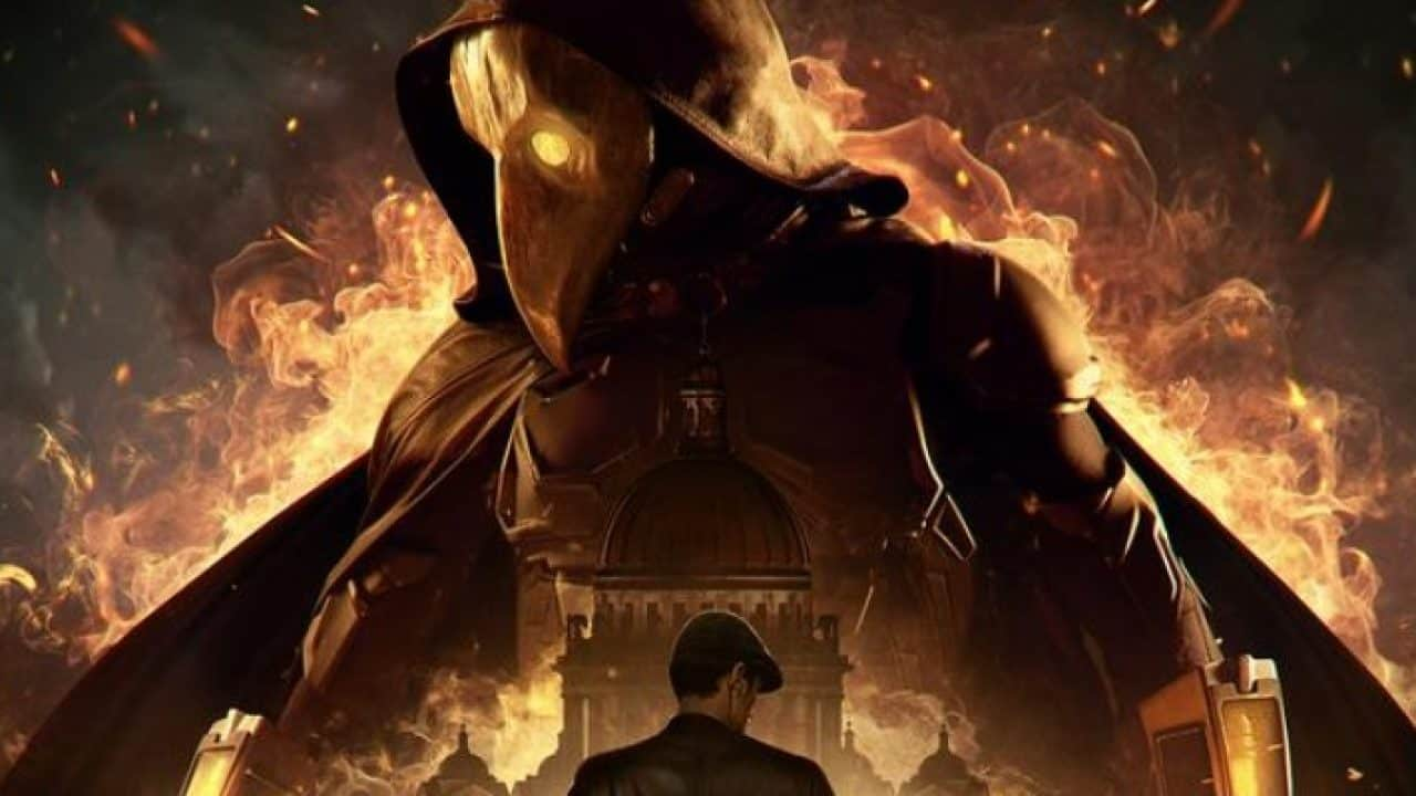 Major Grom and the Plague Doctor trailer