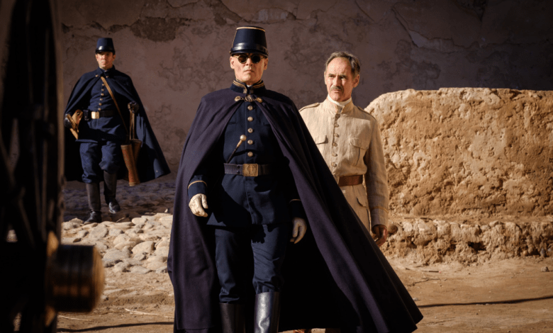 Photo of Waiting for the Barbarians: il trailer del film con Johnny Depp