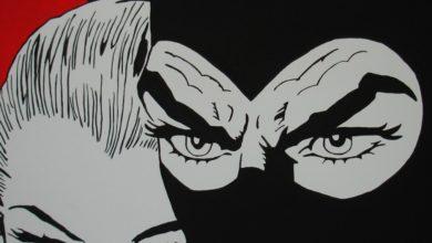 Photo of Diabolik: svelato il teaser poster del nuovo film con Luca Marinelli