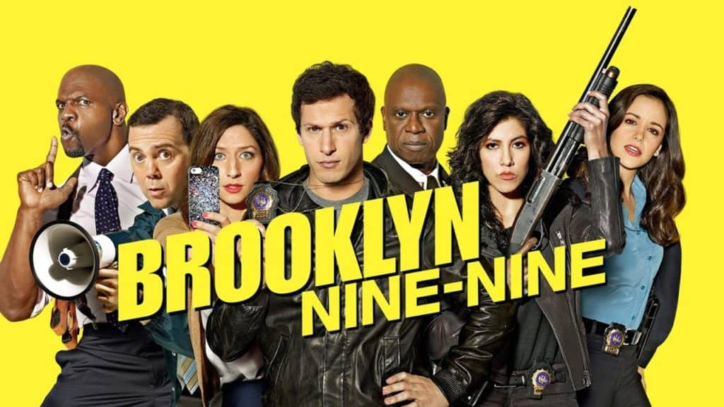 Brooklyn Nine-nine donazione
