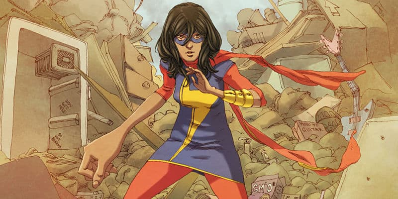 ms marvel casting rumors