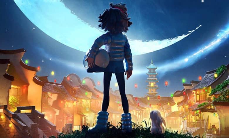 Photo of Over the Moon: il nuovo poster del film d'animazione Netflix