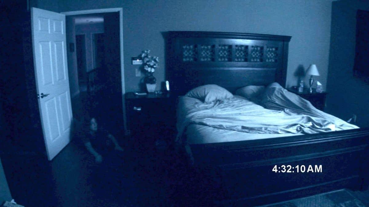 Katie Featherston paranormal activity 7