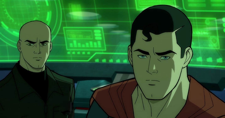 Superman Man of Tomorrow trailer