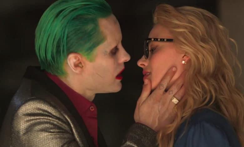 Photo of Suicide Squad: una nuova immagine di Joker e Harley Quinn diffusa da David Ayer
