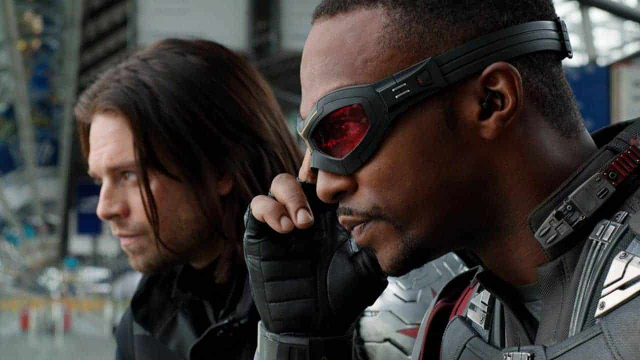 the falcon and the winter soldier marvel