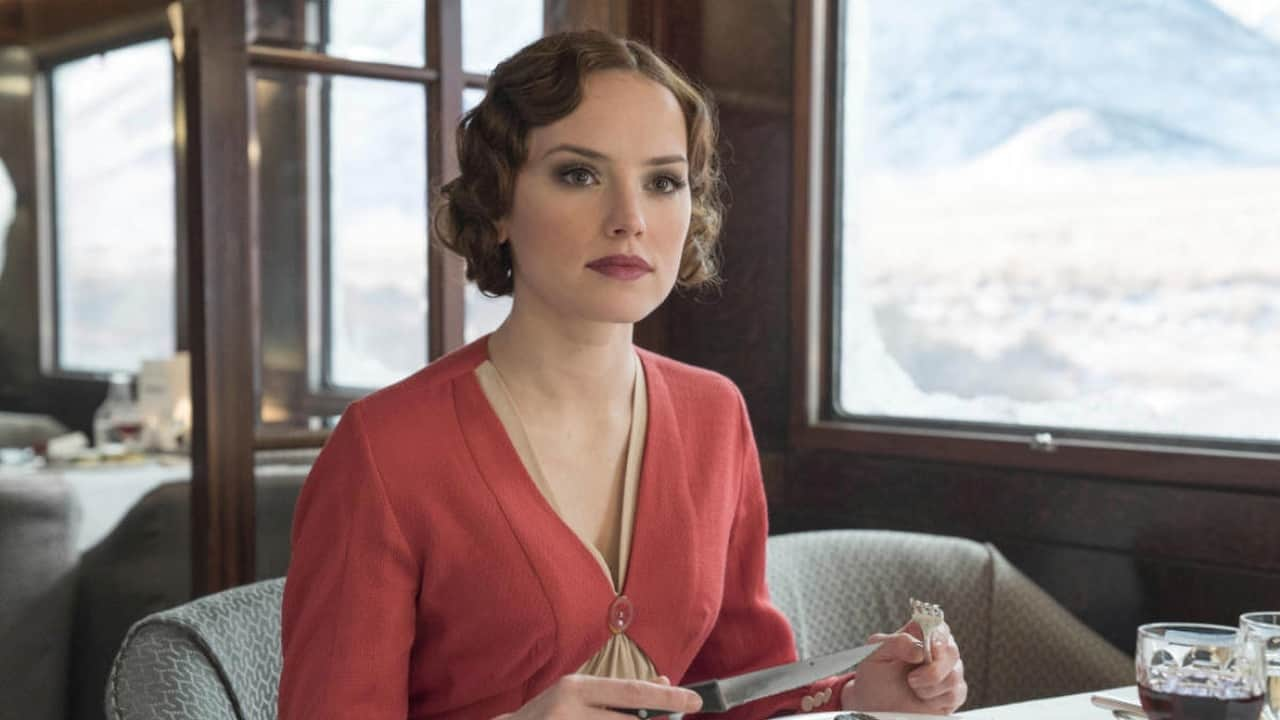 the inventor daisy ridley