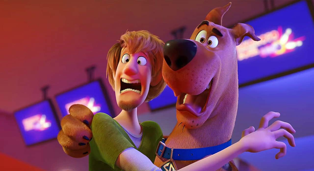 recensione scooby!