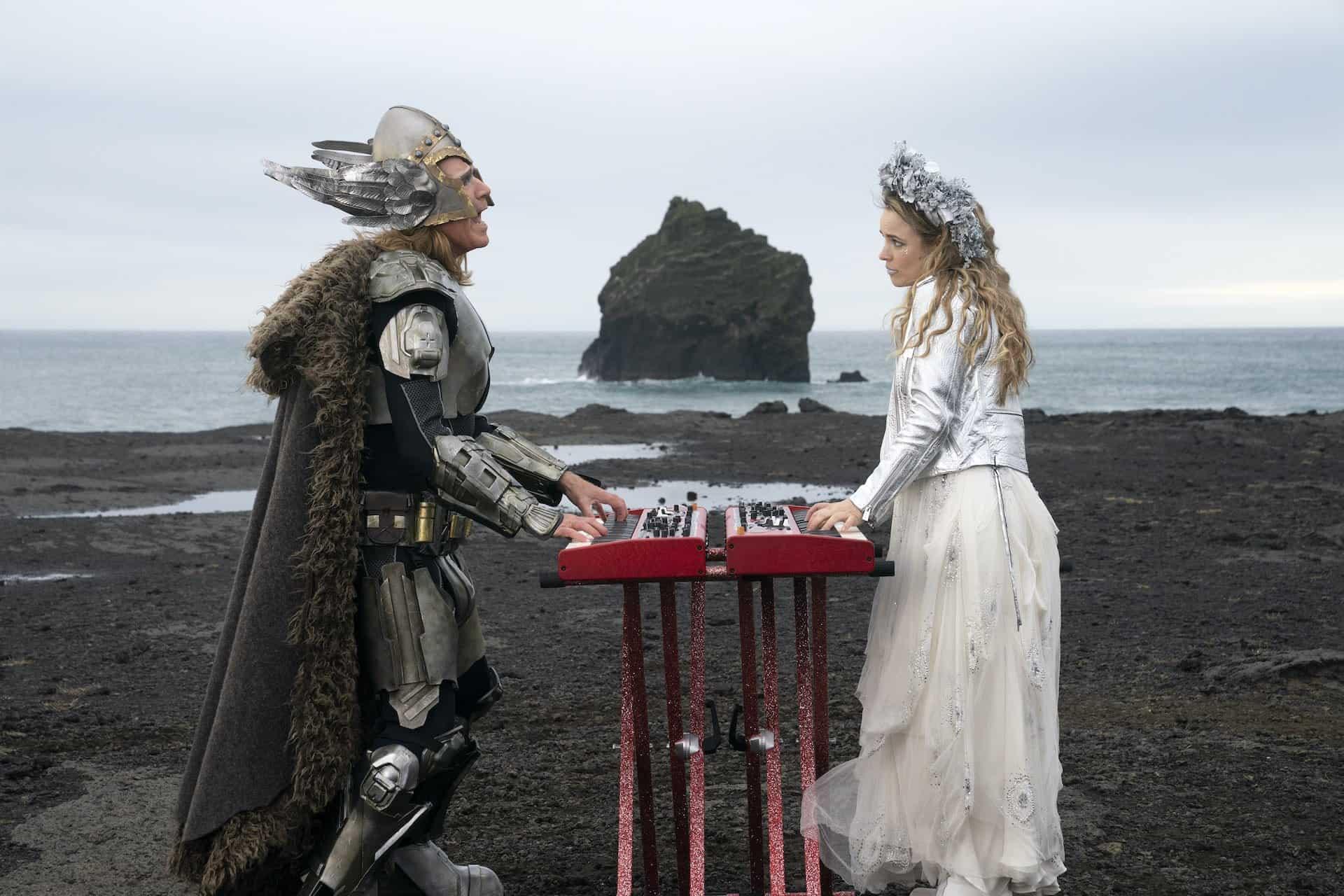 eurovision song contest la storia dei fire saga recensione