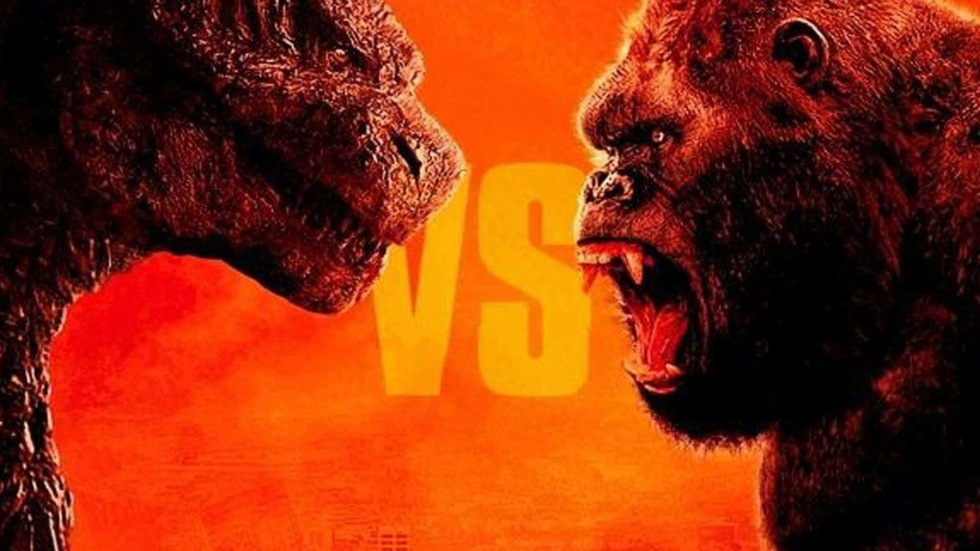 godzilla vs kong battaglia mostro
