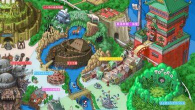 Photo of Studio Ghibli: l'apertura del parco rimane fissata per il 2022