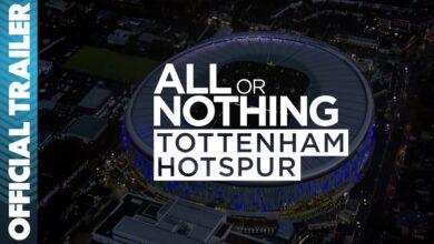 Photo of All or Nothing: il trailer della docu-serie Amazon sul Tottenham