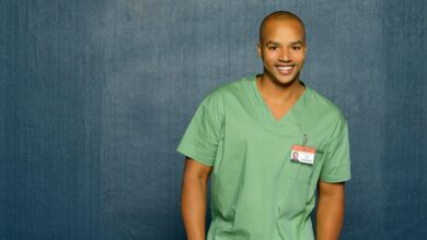 Photo of Donald Faison: la star di Scrubs vorrebbe interpretare Lanterna Verde