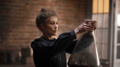 Photo of Marie Curie: il trailer del biopic con protagonista Rosamund Pike
