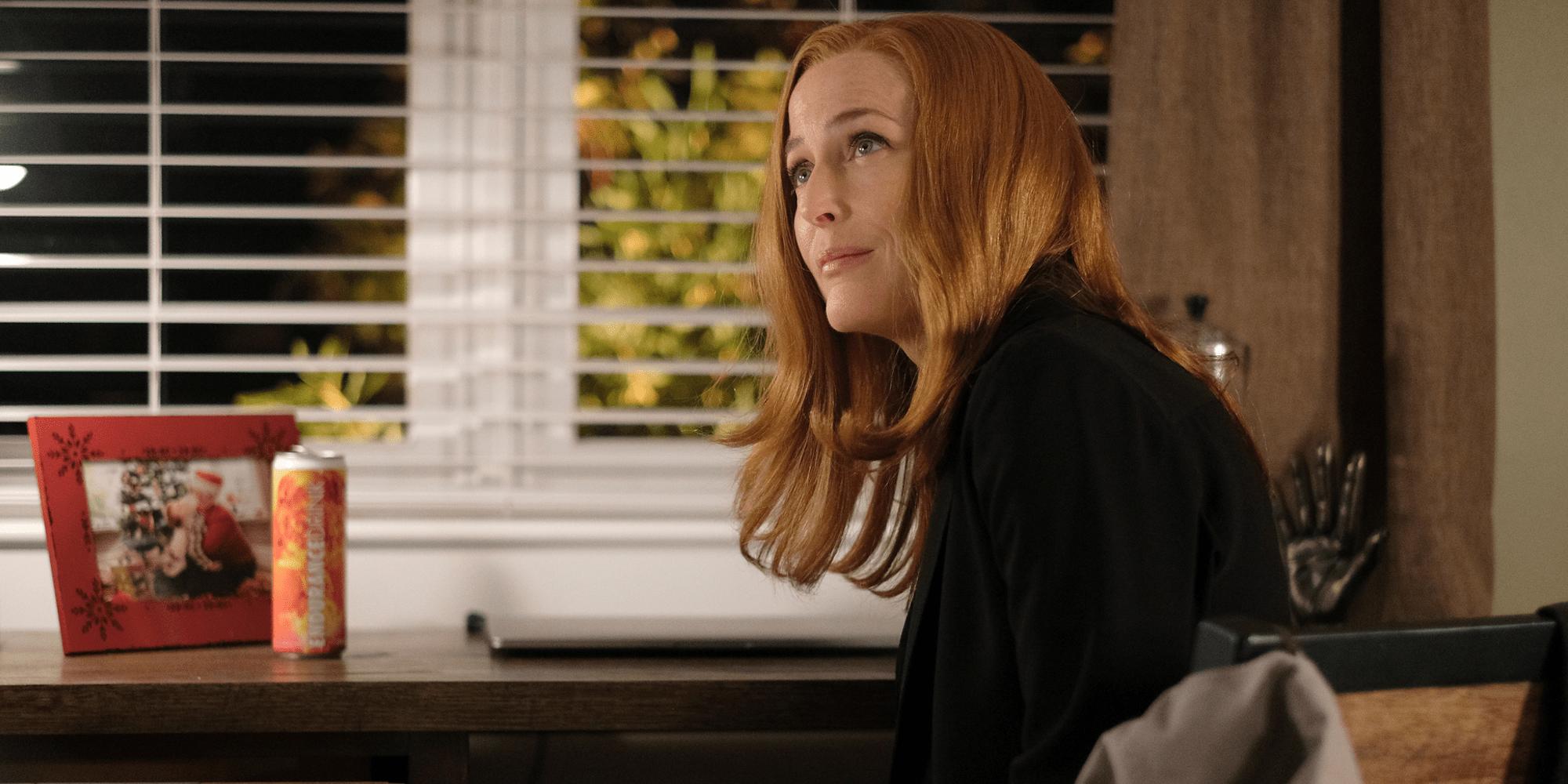 X-Files Gillian Anderson