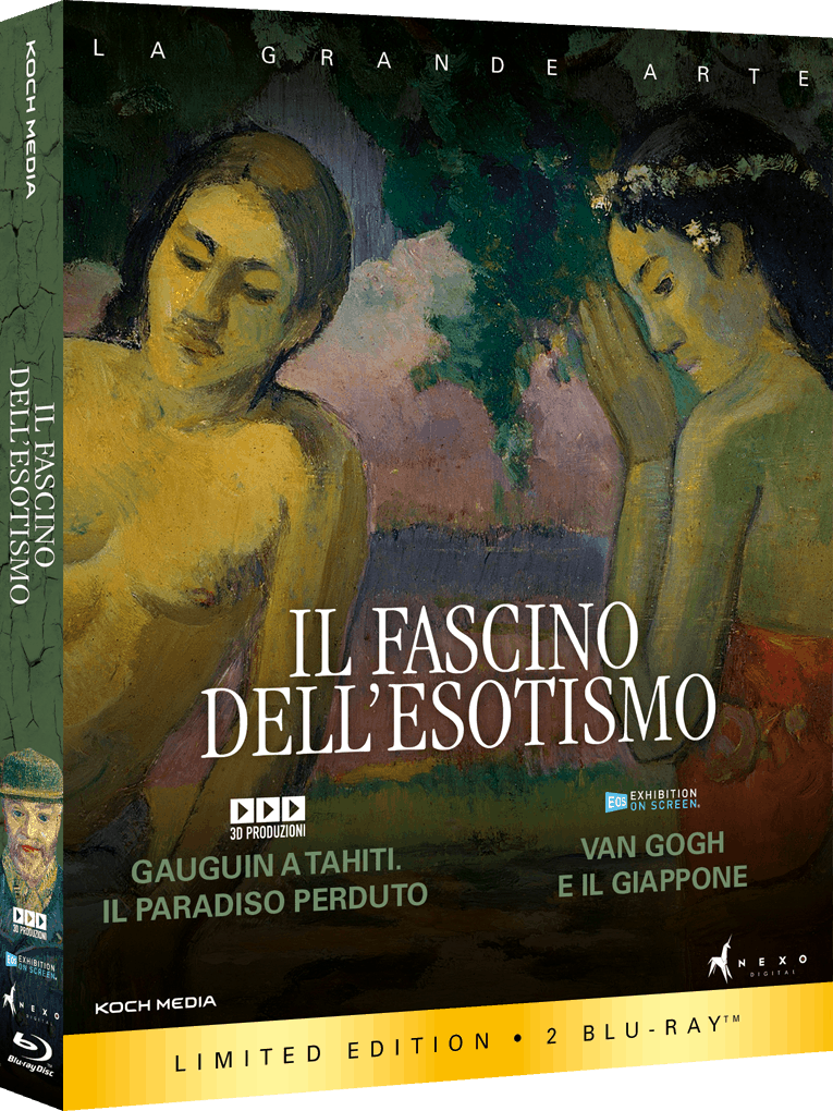 Bluray il fascino dell'esotismo