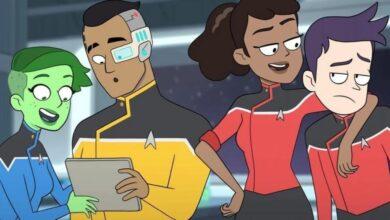 Photo of Star Trek: Lower Decs: il trailer della serie animata di Star Trek