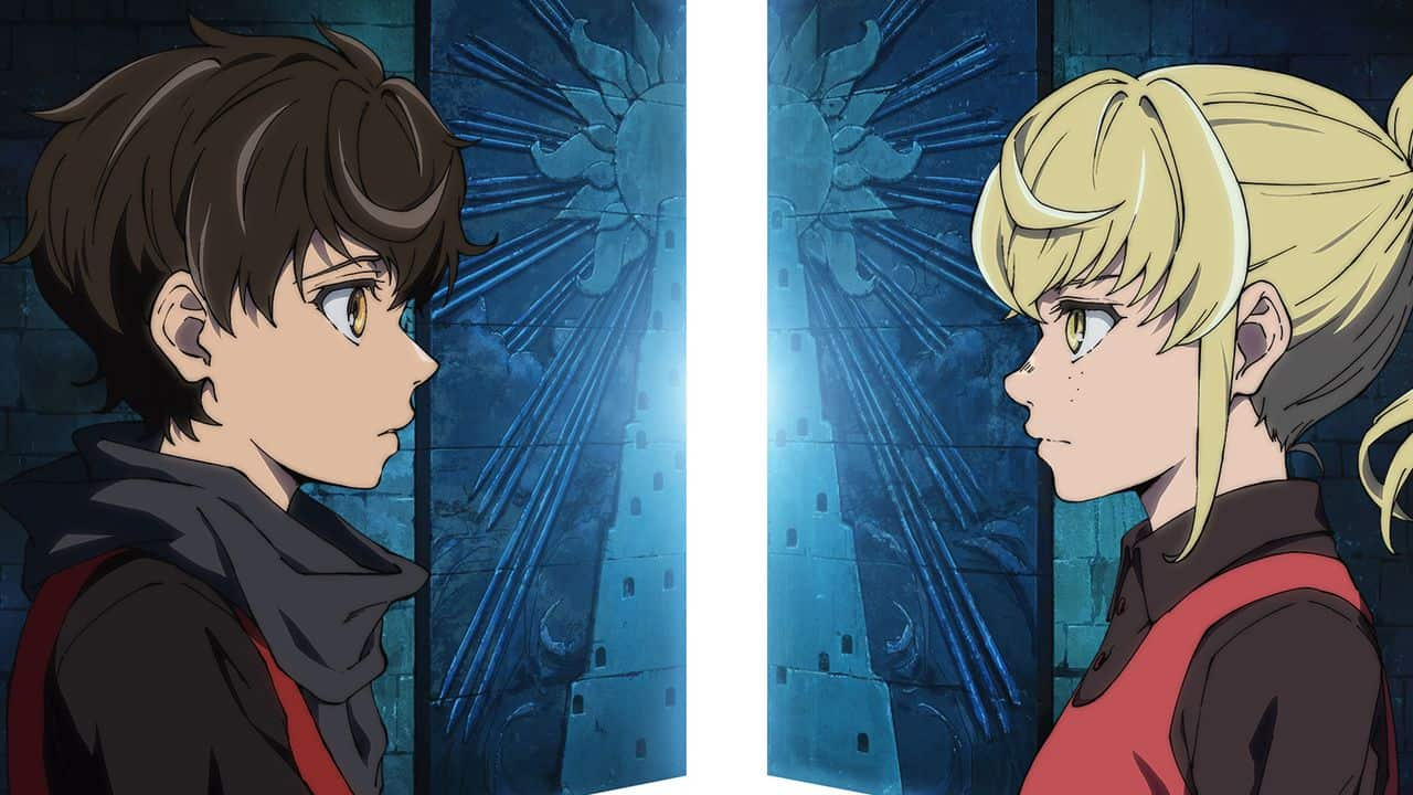 Tower of God- TMS Entertainement studio