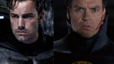 Photo of The Flash: Ben Affleck tornerà come Batman assieme a Michael Keaton