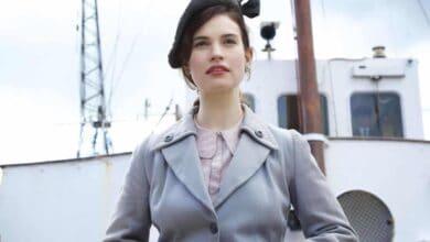 Photo of Rebecca: Armie Hammer e Lily James nelle foto del film Netflix